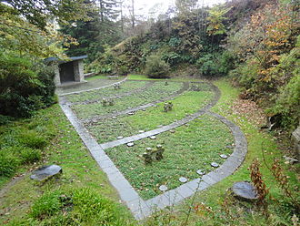Glencree - The German War Cemetery