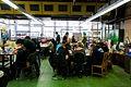 Solder workshop at FIXME Hackerspace, Renens, Lausanne (2015-05-23 06.25.10 by Mitch Altman).jpg
