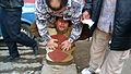 Some protesters got too close - Flickr - Al Jazeera English.jpg