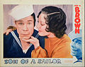 Son of a Sailor lobby card.jpg