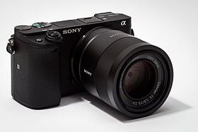Image illustrative de l'article Sony Alpha 6300