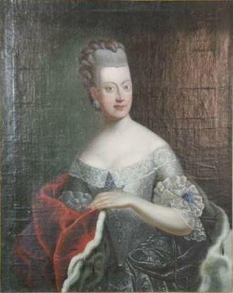 Princess Sophie of Saxe-Hildburghausen - Image: Sophie of Saxe Hildburghausen