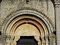 Sorcy-Bauthémont (Ardennes) église Notre-Dame, arc du portail.JPG