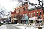 USA - Michigan, South Haven, Widok na ulicę - Pho