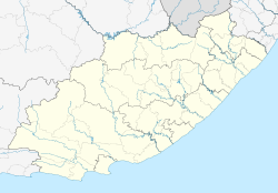 Jeffreys Bay is located in Eastern Cape