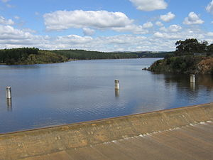 South Para Reservoir - South Para Reservoir.