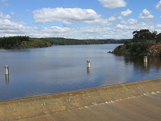 South Para Reservoir - South Para Reservoir.