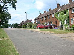 South end of Pytchley village - geograph.org.uk - 191364.jpg