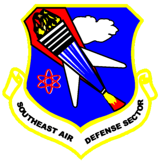 Southeast Air Defense Sector Former unit of the US Air Force