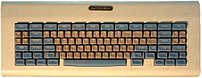 Symbolics Lisp machine space-cadet keyboard