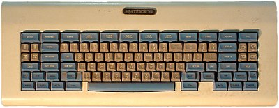 "Symbolics ""space cadet keyboard"""