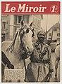 Spahi du 7e régiment de spahis algériens en couverture du Miroir - 1940.jpg