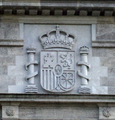SpanishEmbassyBerlinDetailCoatofArms.png