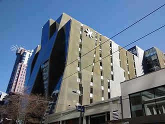 Spark New Zealand - Spark's headquarters in Wellington