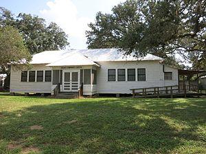 Speaks, Texas - Image: Speaks TX Community Center