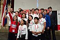 Special Olympics World Winter Games 2017 reception Vienna - Chile 02.jpg