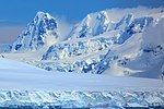 Spectacular cruise in the Gerlache strait, through the Aquirre Passage to Paradise Bay. (26002907885).jpg