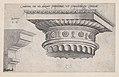 Speculum Romanae Magnificentiae- Doric capital MET DP870162.jpg