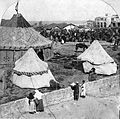 Spice merchants of Baghdad, Company at Acre. c1901 June 18. ppmsca.10626.jpg