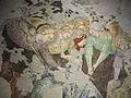 Spinello aretino e parri spinelli, combattimento tra angeli e diavoli, XIV sec., da s.angelo al prato dei diavoli 04.JPG