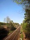 spoorlijn bij hilversum - wlm 2011 - ednl