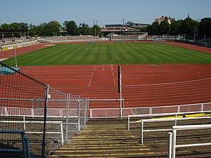 Heinz-Steyer-Stadion - Image: Sportforum Dresden 58