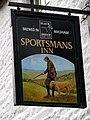 Sportmans Inn Sign - geograph.org.uk - 275658.jpg
