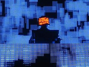 Squarepusher - Squarepusher at Donaufestival 2012 in Austria