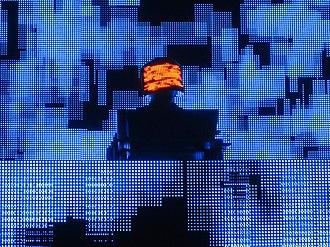 Squarepusher - Image: Squarepusher at Donaufestival 2012