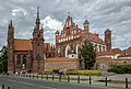 St. Anne's Church and Bernardine Monastery, Vilnius 02(js).jpg