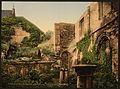 St. Bavon Abbey, the Virgin's Crypt, Ghent, Belgium-LCCN2001697938.jpg