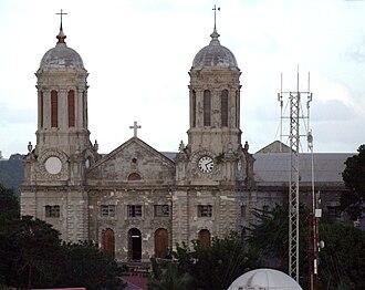 St. John's Cathedral (Antigua and Barbuda) - Image: St. John's Antigua (5) ST. JOHN'S CATHEDRAL