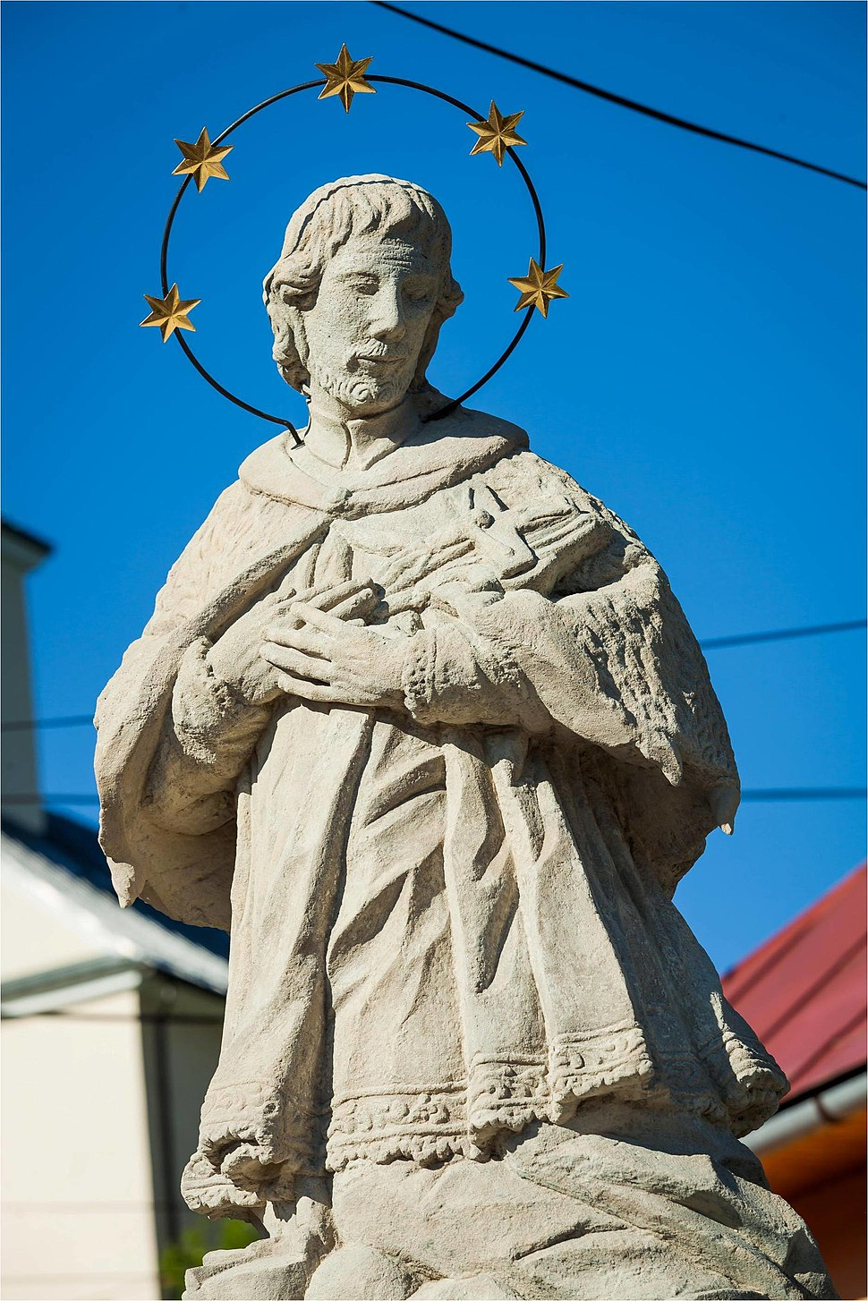 St. John of Nepomuk in Divina