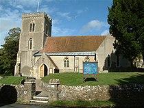 St. Matthew's Church, Harwell - geograph.org.uk - 75910.jpg