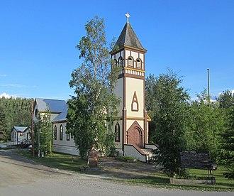 St. Paul's Anglican Church (Dawson City) - Image: St. Paul's Anglican Church (Dawson City, Yukon)
