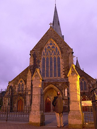 St. Aidan's Cathedral - Image: St Aidan's Cathedral, Enniscorthy geograph.org.uk 1543592
