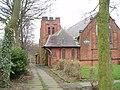 St Barnabas Church, Pleasley - geograph.org.uk - 121559.jpg