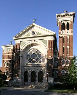 St. Charles Borromeo Roman Catholic Church (Detroit, Michigan) architectural structure