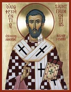 Frumentius Bishop of Aksum
