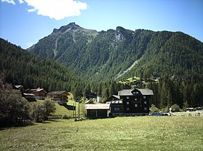 Ultental bei St. Gertraud