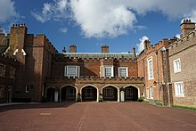 Friary Court At St James S Palace 2017