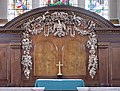 St James Church, Piccadilly - Sanctuary reredos - geograph.org.uk - 834587.jpg