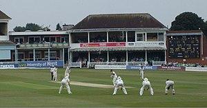Canterbury Cricket Week - Kent v Hampshire in 2008 Cricket Week
