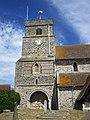 St Leonard's, Seaford, the tower 01.jpg
