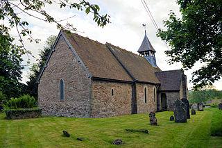 St Margaret's parish church, Clee St Margaret, Shropshire