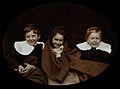 St Mary's Hospital, Plaistow; children from Plaistow. Photog Wellcome V0029079.jpg