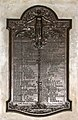 St Mary's church - war memorial - geograph.org.uk - 1281711.jpg
