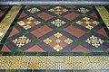 St Mary, Lansdowne Road, London N17 - Chancel tiles - geograph.org.uk - 985878.jpg