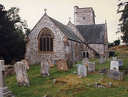 St Mary, Luppitt, Devon - geograph.org.uk - 1740637.jpg