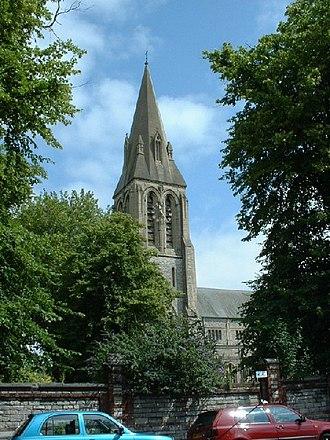 St. Mary's Church, Southampton - Image: St Mary Southampton